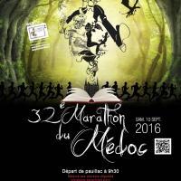 Marathon du medoc affiche 2019