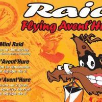 Raid flying avent hure deux sevres